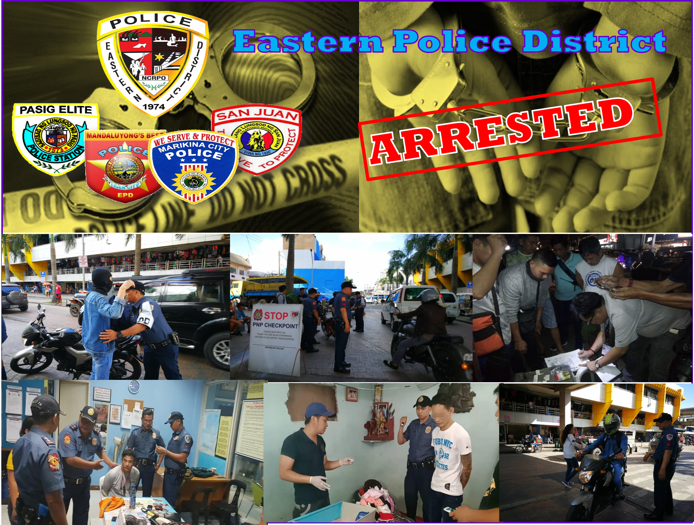 12 Persons Arrested for Various Criminal Offenses and 833 Accosted for Violation of City Ordinances in a Day