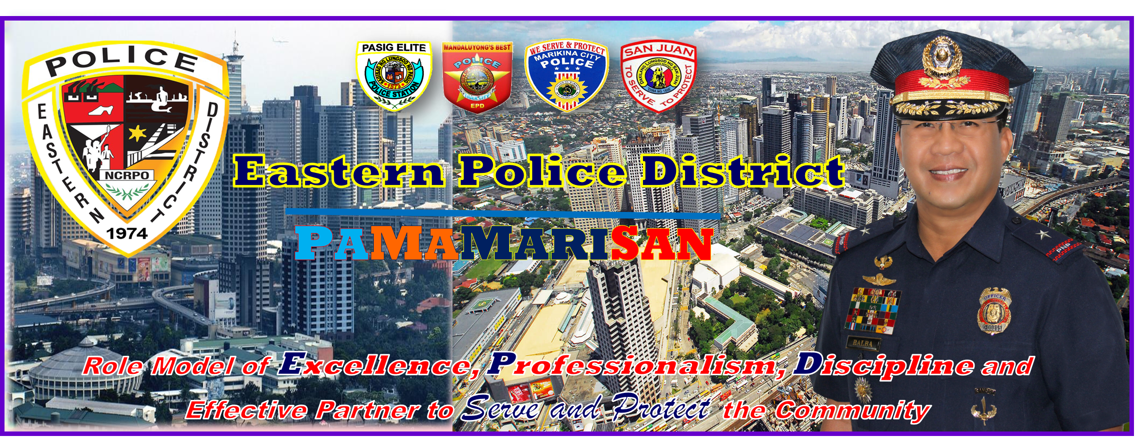 """Eastern Police District Launched """"LIGTAS PASKUHAN 2018"""""""