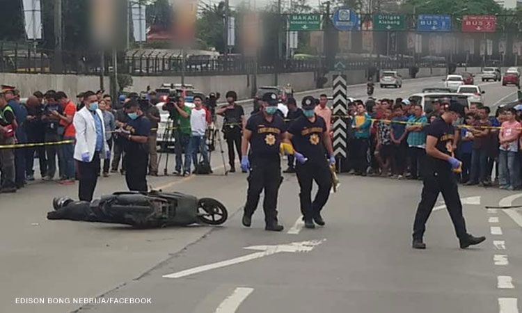 "EPD Creates SITG ""Cugay"" to Hunt Suspects in EDSA Shooting"
