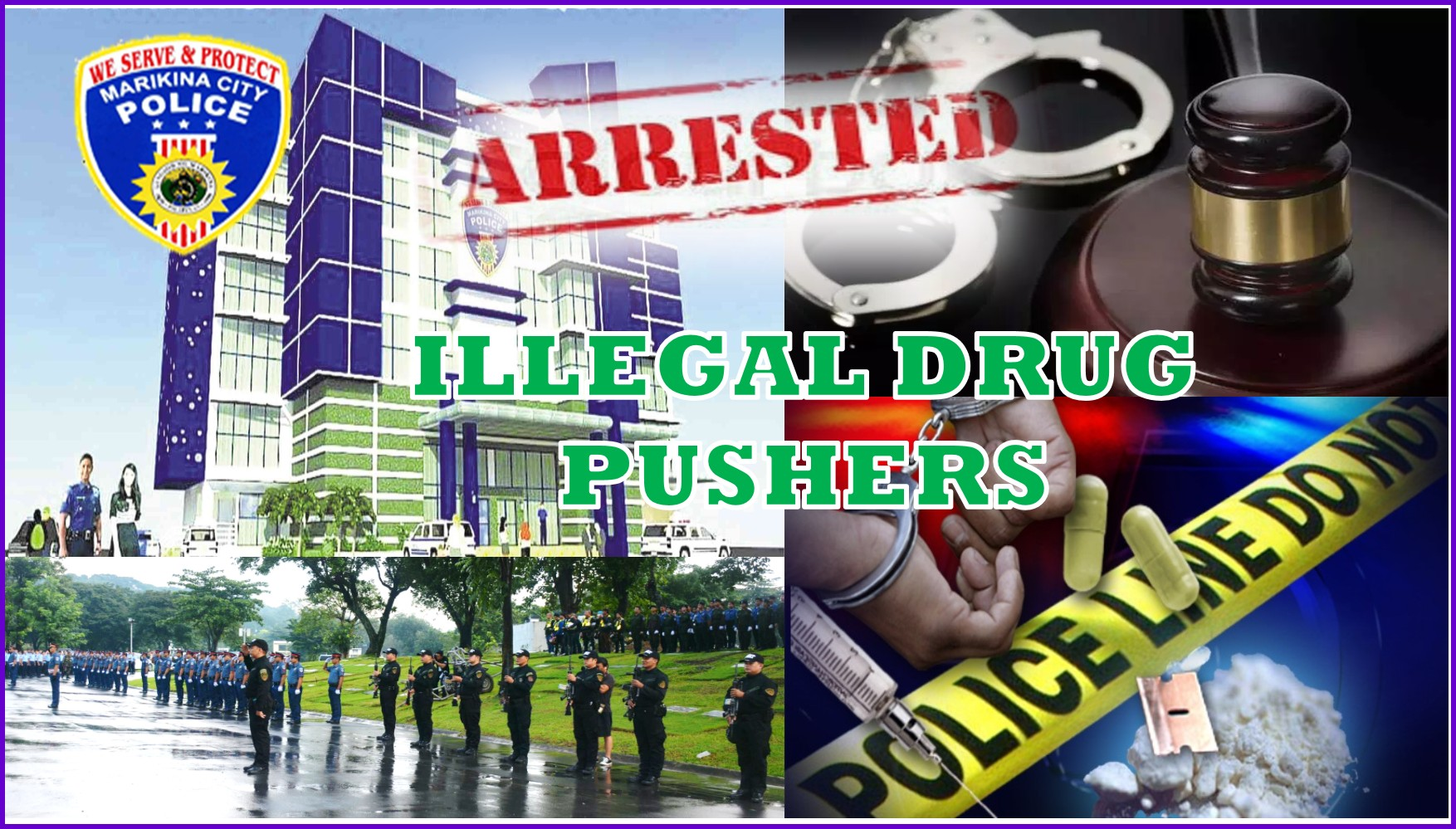 3 Drug Peddlers Nabbed in a Buy Bust Operation