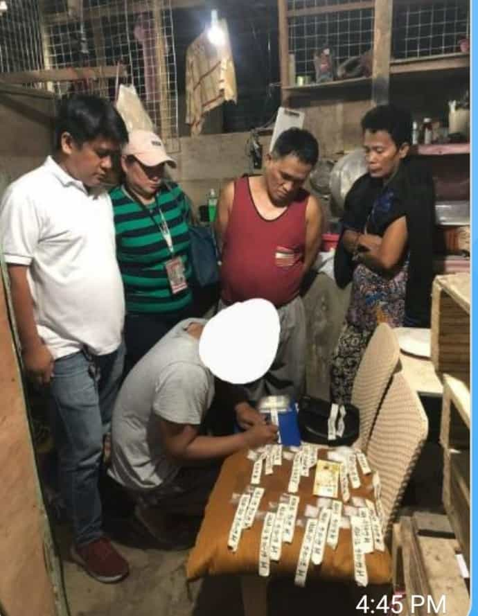 Almost a Million Peso worth of Illegal Drugs, seized in Marikina