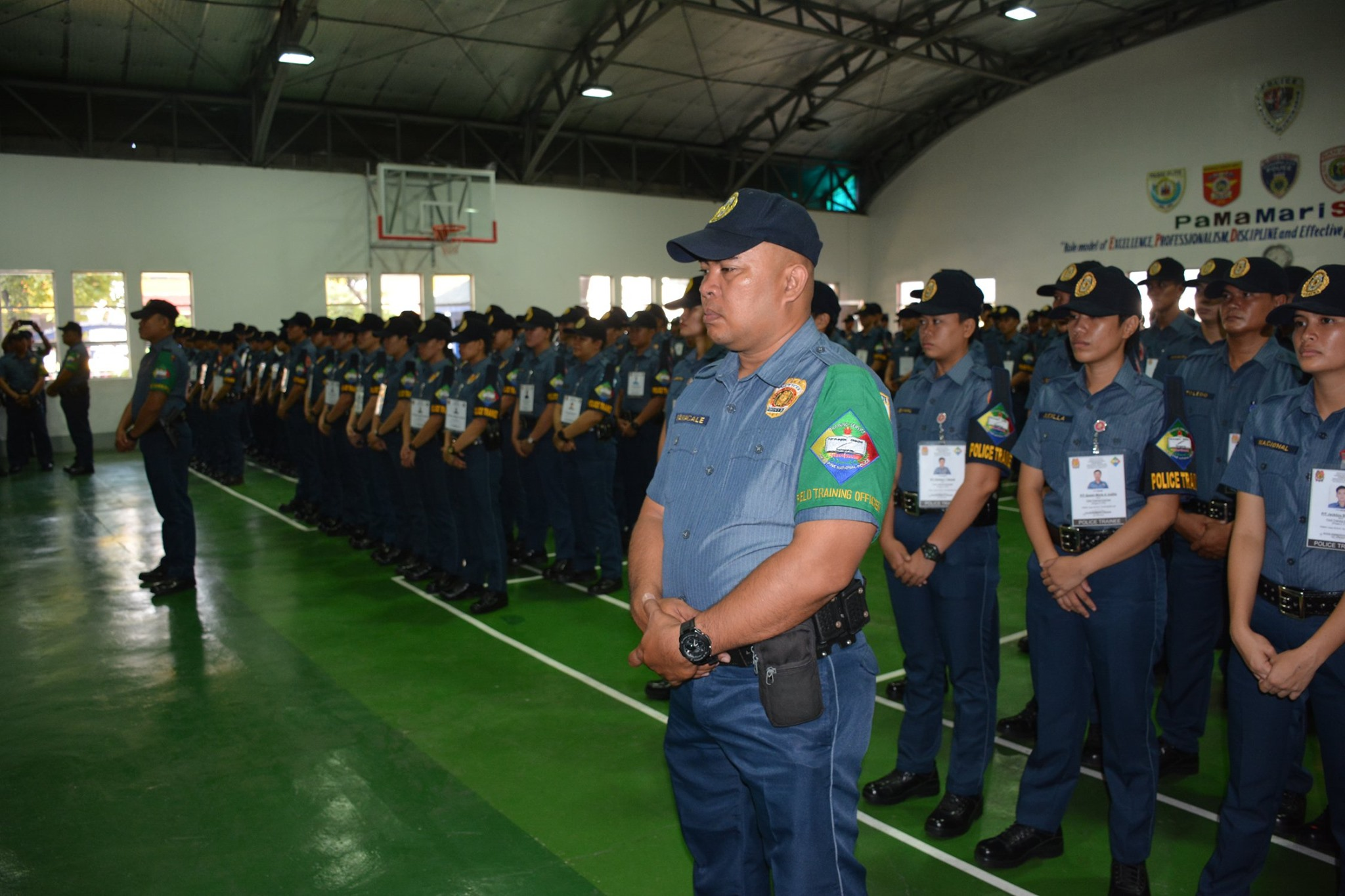 Reporting of Police Trainees and Field Training Officers (FTOs) at EPD Headquarters