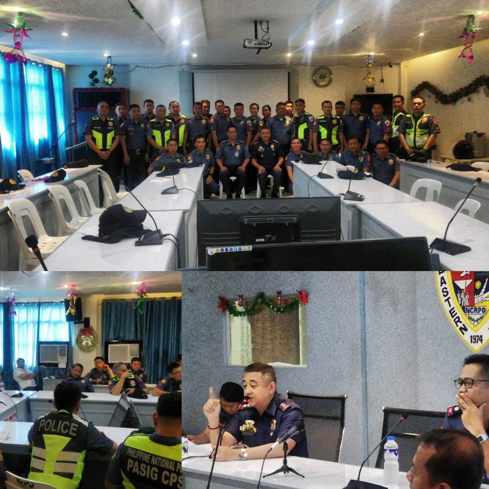 EPD Conducts Lecture on Firecracker Law